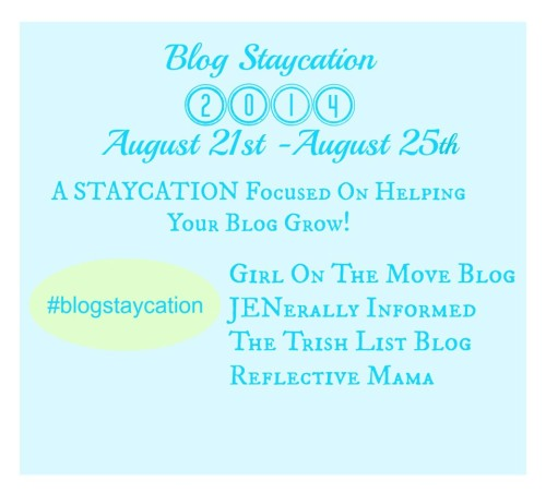 Staycation button real