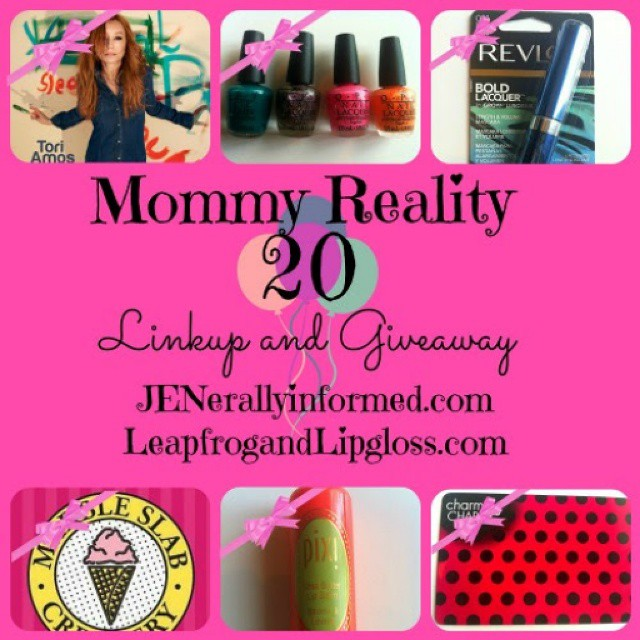 Have you already entered? If not you can still enter through Thursday! #mommyreality #bestgiveawayever #moms #reallife @leapfrogandlipgloss