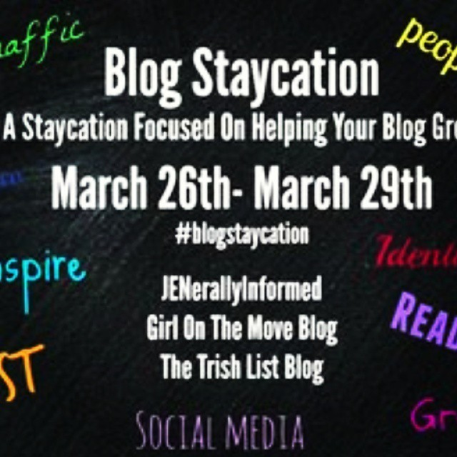 Want to take your #blog to the next level? Join the #blogstaycation #bloggingtips #bloggers #successfulbloggers
